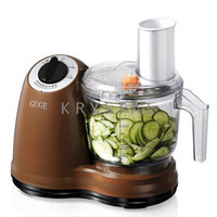 6 In 1 Electric Food Blender 2L Automatic Meat Mixing Machine Garlic Chopping Machine Household Food