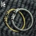 Викинги браслеты с волками для женщин модные мужские интимные аксессуары Викинг мужские часы наручные браслеты на запястье волчонок