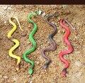 Día de Los Inocentes Broma Juguete De Goma Artificial Cobra Envío Libre