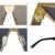 Feidu mujeres celebrity mismo párrafo gafas de sol gafas de sol de metal diseñador de la marca para hombre de gran tamaño gafas de sol de espejo de la lente uv400