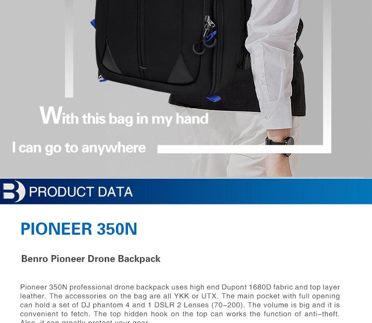 Pioneer 350N Drone Camera Bag 06