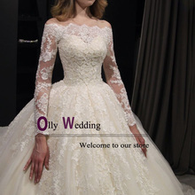 OllyMurs Ball Gown Wedding Dresses Bridal Gowns