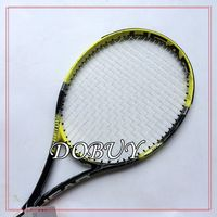 1 piece Extreme Tennis Racket 100% Carbon High Quality Tennis Racquets With String Bag Grip Size: L2 L3