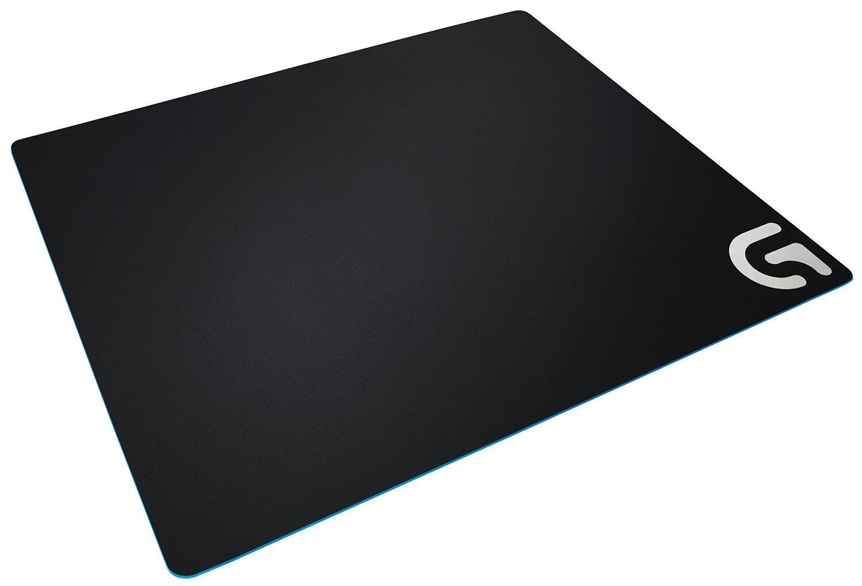 Logitech G640 grand tapis de souris de jeu en tissu