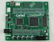 Free Shipping! 1pc iCore FPGA ARM dual-core board STM32 CYCLONE4 FPGA development board