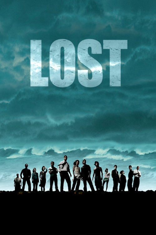 Custom Your Favourite Photos Posters The Lost TV Show 27x40cm Living Room Poster Birthday Gift