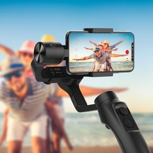 """[PRE-SALE] MOZA Mini-MI by Gudsen World's First Smartphone Gimbal Stabilizer with Wireless Phone Charging, """"inception"""" Mode"""