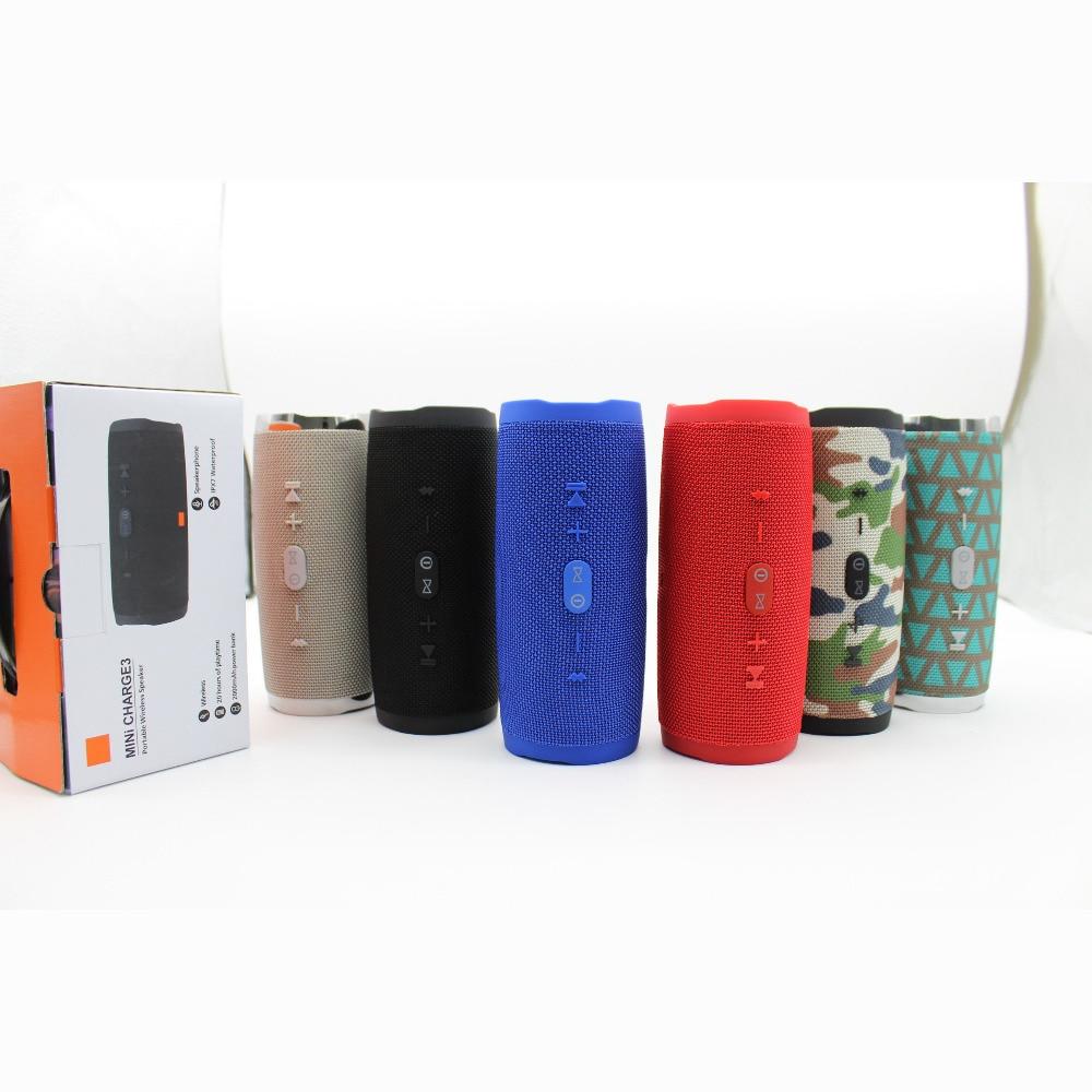 Haut-parleur Bluetooth Original étanche Portable extérieur sans fil Mini colonne boîte haut-parleur Support TF carte stéréo Hi-Fi boîtes