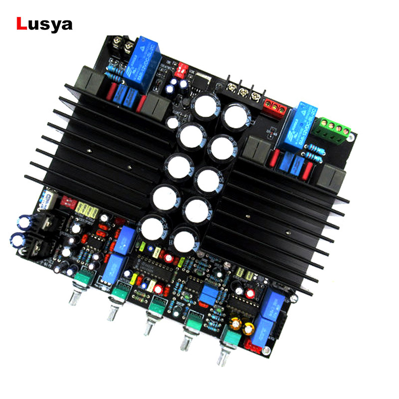 TDA8954TH 2.1 bluetooth HIFi Fever Digital Amplifier Board Class D 210W *2 Assembled Predecessor amp Audio LM1036+NE5532 C6-003TDA8954TH 2.1 bluetooth HIFi Fever Digital Amplifier Board Class D 210W *2 Assembled Predecessor amp Audio LM1036+NE5532 C6-003