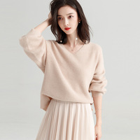 2018 Women Autumn Clothes Winter Ladies Sweaters Oversized Knit High low Slit Side Korean Sweater Pullover