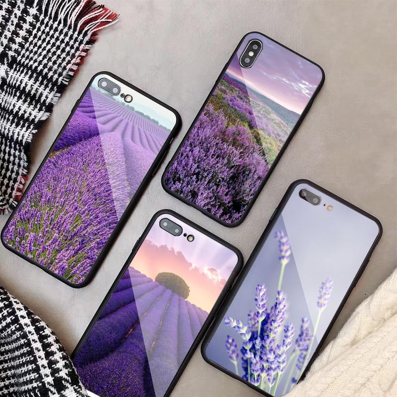 lavender phone case iphone xs