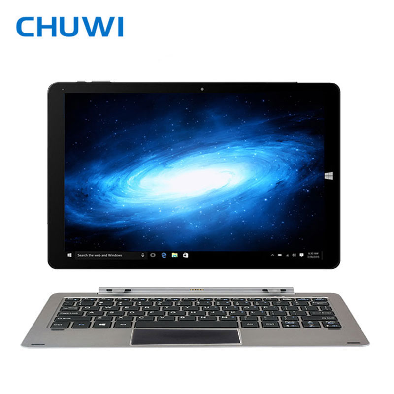 CHUWI Official 12 Inch CHUWI Hi12 Dual OS Tablet PC Windows10&Android 5.1 Intel Atom Z8350 4GB RAM 64GB ROM 2160x1440 11000mAh