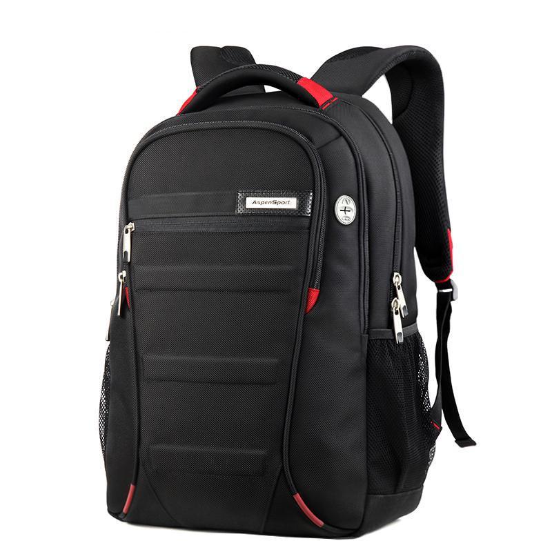 Men Women 15/16/17 inch Laptop Backpack Waterproof Business Computer Package High School ...