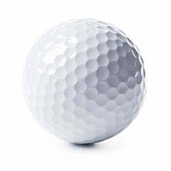 2018 Promoção Limitada 80-90 Balle De Golfe Jogo Jogo Lol Floorball Esporte Prática Bolas de Golfe Pgm Escrituras Três -camada Bola