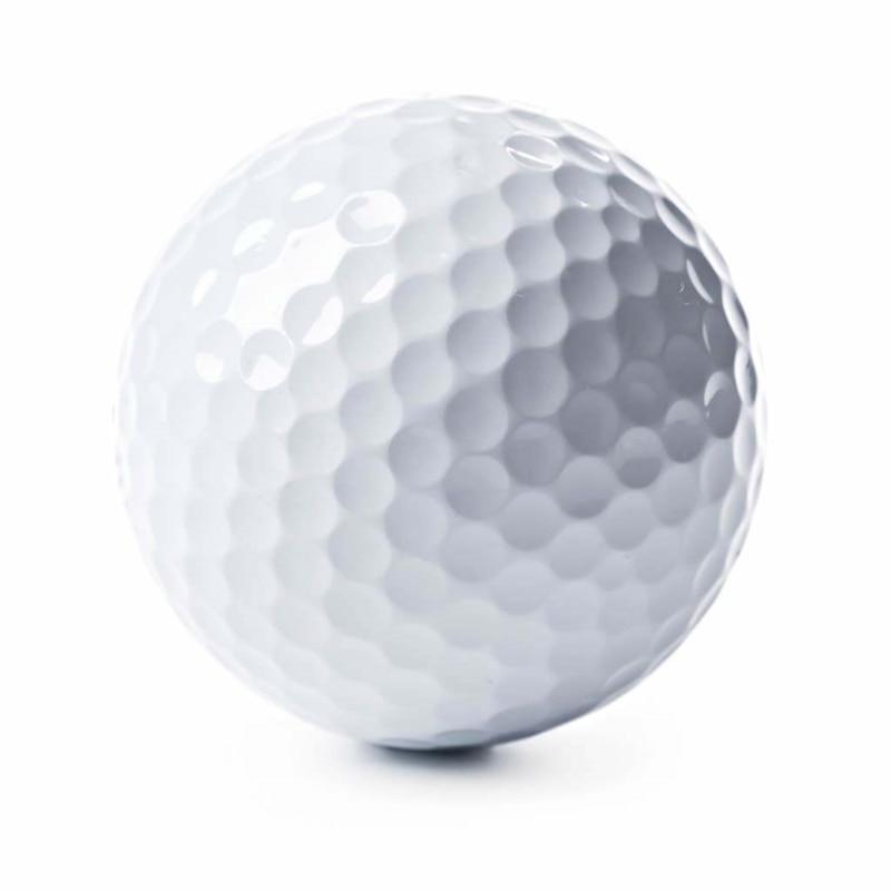 2018 Promotion limitée 80-90 Balle De Golf Match jeu ecritures Pgm balles De Golf Lol Floorball Sport pratique Balle trois couches