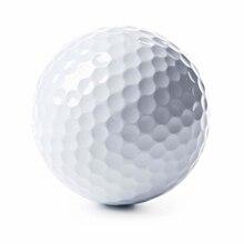 2018 promocja ograniczona 80 90 Balle De Golf gra dopasowanie elementów pisma Pgm piłki golfowe Lol Floorball Sport praktyka trójwarstwowa piłka