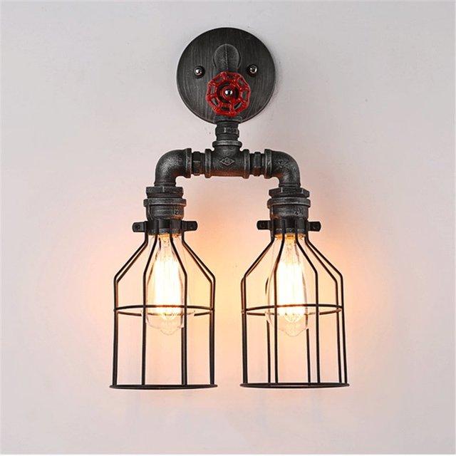 Vintage Applique éclairage Mural De Chevet Lecture Lumi¨re lampe