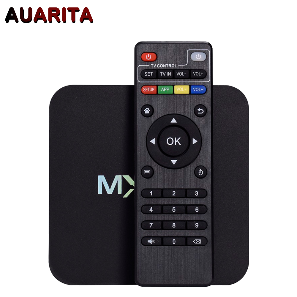 Android tv box Android 6.0 Box MXQPRO 4K Amlogic S905X Quad Core HDMI 2.0 Kodi 16.0 Loaded add-ons WiFi 1080P WiFi Smart TV BOX m8 fully loaded xbmc amlogic s802 android tv box quad core 2g 8g mali450 4k 2 4g 5g dual wifi pre installed apk add ons