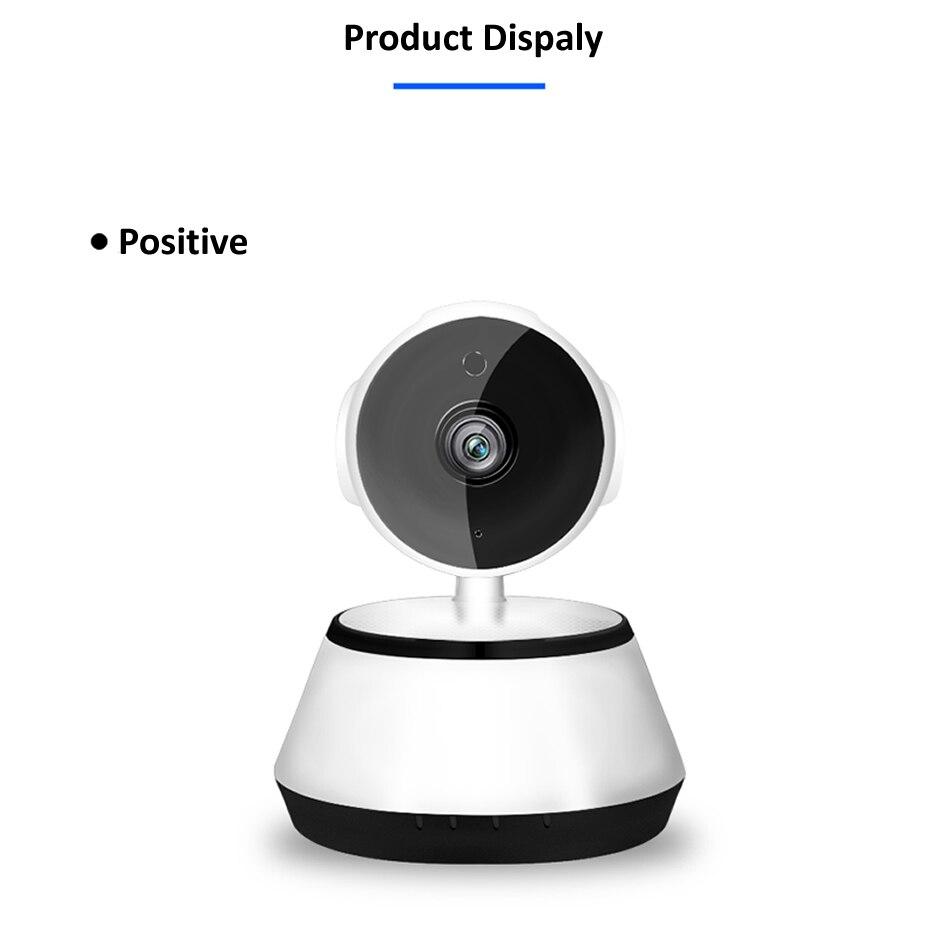 Moniteur bébé caméra Ip Videcam bébé Radio vidéo nounou électronique Baba Mini caméras de sécurité sans fil pour la maison bébé téléphone - 5