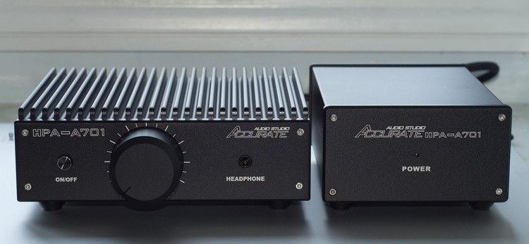 ure Class A Headphone Amplifier Audiophile Stereo Amp Match AKG K701 Headsets