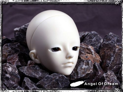 [wamami] AOD 1/4 BJD Dollfie Boy Doll Parts Single Head (Not Include Make-up)~Ming single boy
