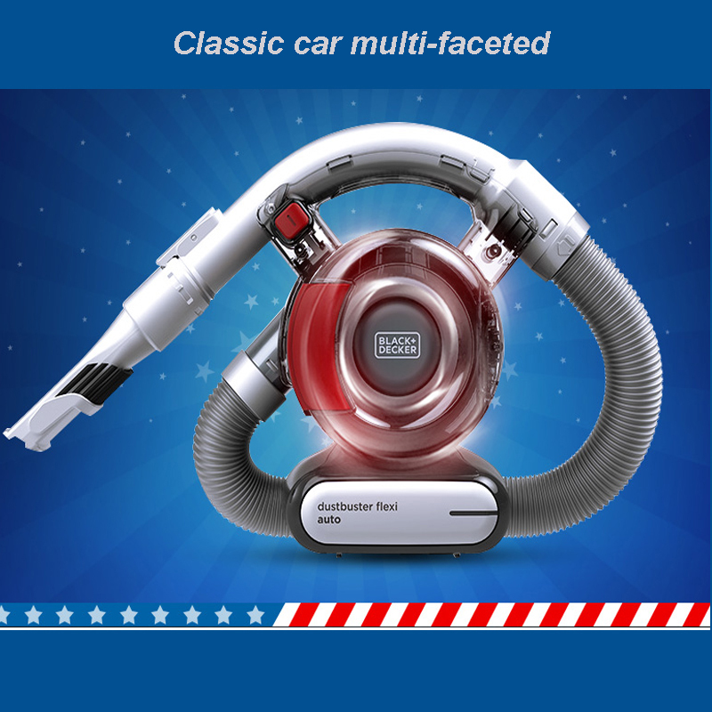 car vacuum cleaner large suction car dedicated vacuum cleaner 12V high power strong suction PD1200AV-A9 yy 6617 car vacuum cleaner white