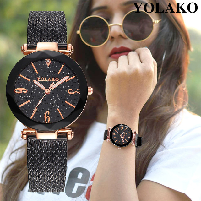 Bracelet Watches Women Fashion Watch 2018 Leather Fashion Watches Ladies Wristwa