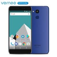 Vernee M5 MT6750 Octa core Android 7.0 Cellphone 4G RAM 64G ROM 5.2 Inch 13MP 3300mAh 4G Dual SIM Fingerprint Sensor Smartphone
