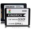 Kingrich Жесткий диск ssd 64 ГБ sata3 32 ГБ 2.5 Дюймов SATA III 6 Гбит жесткий диск Внутренний Ssd для компьютера/ноутбука настольных ПК