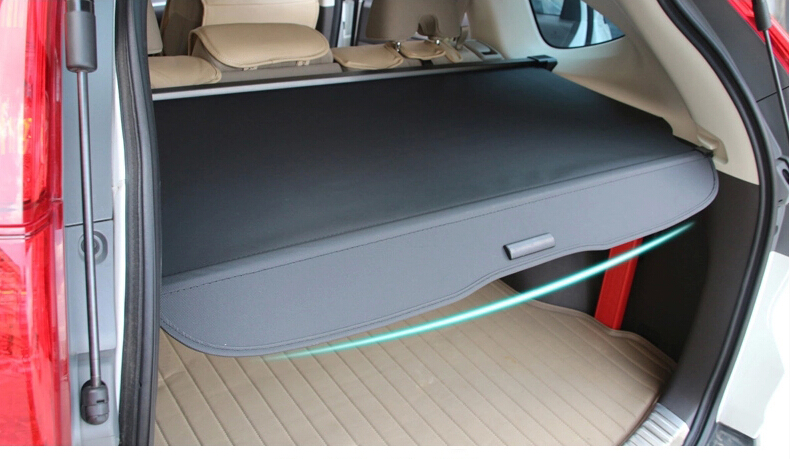 Car Rear Trunk Boot Cargo Cover Security Shield For Honda CRV 2012 2013 2014 2015 Auto