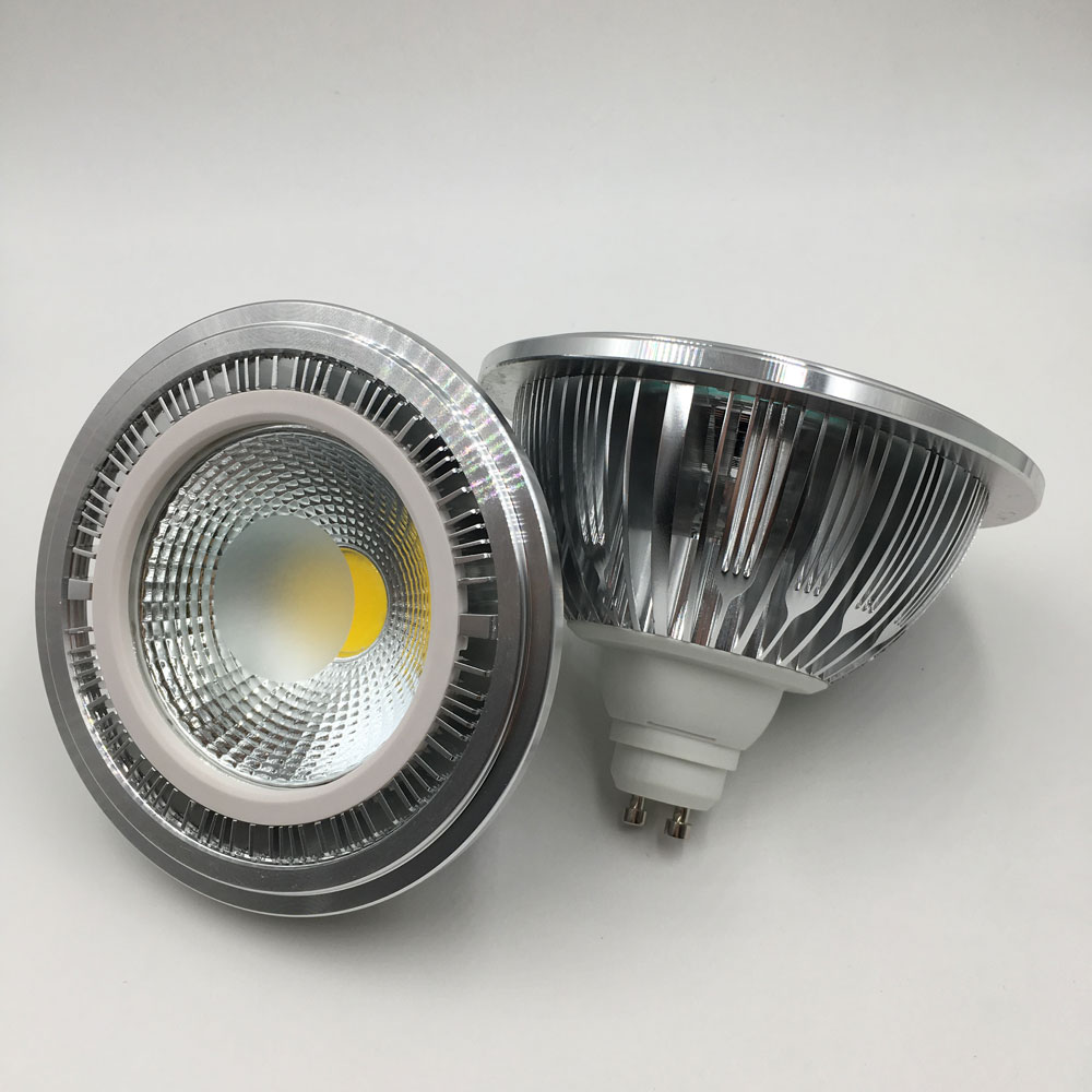 Levou Holofotes w ar111 lâmpada led ar Tensão : 110-240v