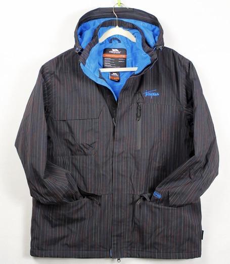 Prix pour Trespa combinaison de ski alpin en plein air vêtements coupe - vent imperméable respirant thermique hommes - FhwEs1