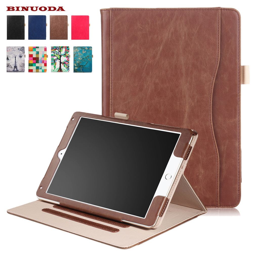 Luxury Business Case for iPad Pro 10.5 inch Tablet Super PU Leather Hand Strap Auto Sleep Wake up Smart Cover for iPad Pro 10.5 case for funda ipad pro 12 9 luxury business leather case tablet 12 9 inch wake up hand belt holder stand flip bags alabasta