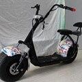 Электрические Мотоциклы 60V 20A 1000W Автомобильные аксессуары Кемпинг Citycoco литиевая батарея скутер много цветов модный и популярный