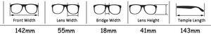Image 5 - DEDING משקפיים עם מגנטי קליפ על משקפי שמש קוצר ראיה נהיגה משקפיים מקוטב משקפי שמש קליפ על שמש משקפיים DD1404