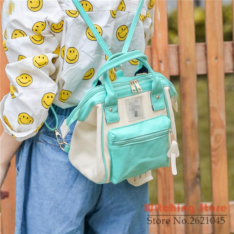 ФОТО backpack P1Perfect# The new summer Shoulder Messenger Laptop   with three soft sister stitching color canvas bag FREE SHIPPING