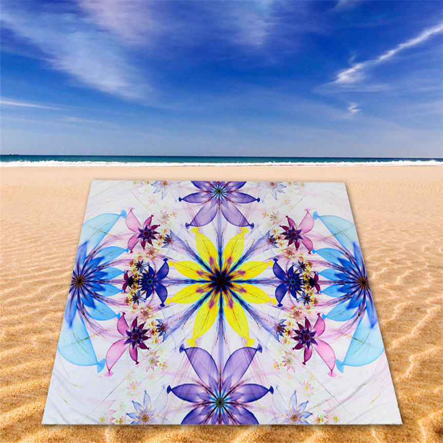 Cycle Zone Lovely Pets 150 * 150cm Multicolor Wall Hanging Tapestry Wall Bedspread Beach Towel Mat Blanket Table 0524