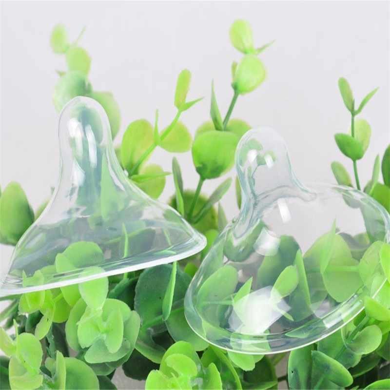 2 piezas silicona Gel pezón escudo leche Leche Papilla ultradelgado lactancia sujetador Shell silicona maternidad Sil