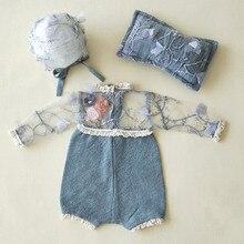 Ylsteed יילוד צילום תלבושות תינוקות ירי אבזרי יילוד תמונות בגדי תינוק סטודיו תמונה ירי אבזרים
