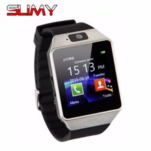 Slimy DZ09 Smart Watch Phone Smartwatch Support 2G SIM TF Card Camera Women Men Kids Birthday Gift for Sports Wearable Devices(China)