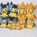 Pikachu Plush Doll Stuffed Toy Mega Charizard Y Pikazard 15cm / 25cm / 30cm 4 Style