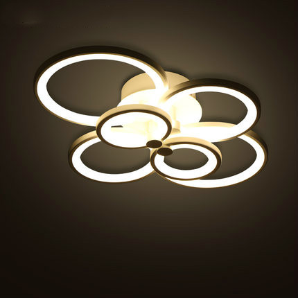 Dimmable remote control living room bedroom modern led ceiling dimmable remote control living room bedroom modern led ceiling lights luminarias para sala led ceiling lamp aloadofball