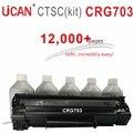 CRG-703 CRG703 CRG103 CRG303 Картридж для Canon LBP 2900 LBP 2900 + LBP 3000 Тонер Лазерных Принтеров 12000 страниц.