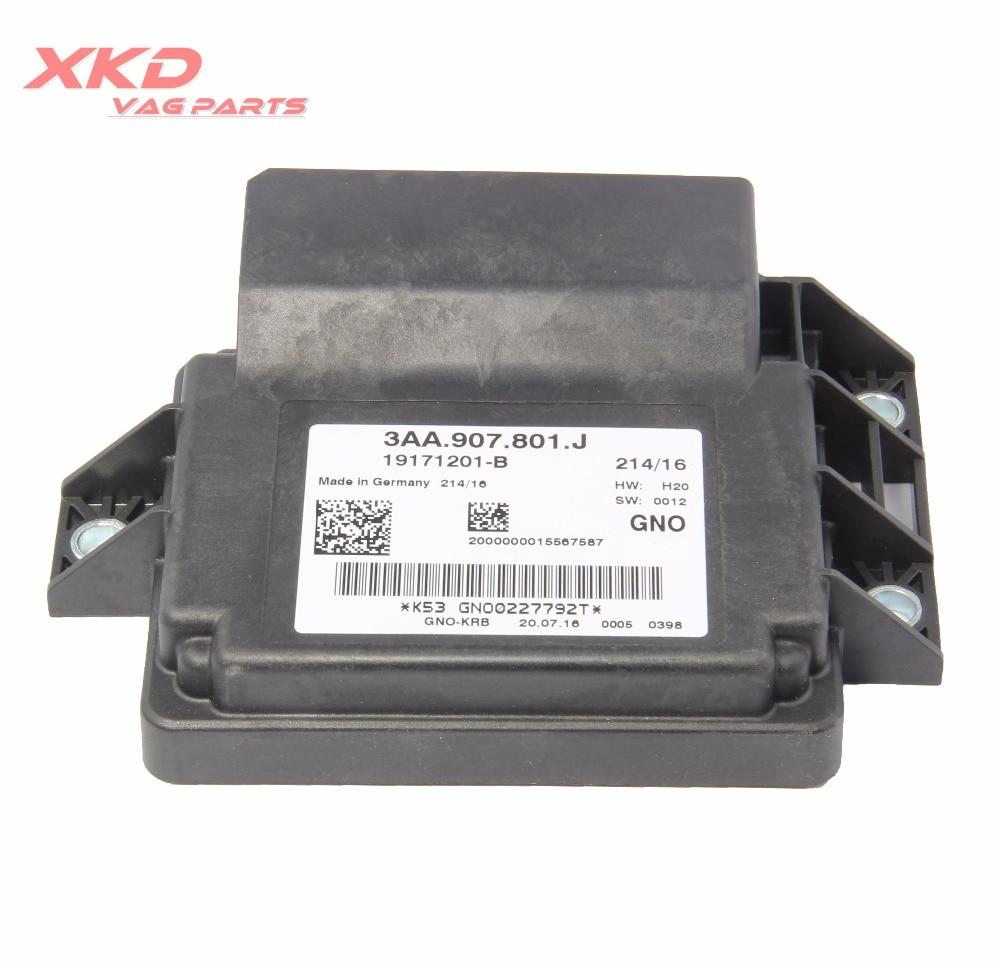 US $279 99 |New Electronic Parking Brake Control Module For VW Passat  Tiguan Audi Q3 3AA907801H 3AA907801B 3AA907801D 3AA907801J-in Cruise  Control