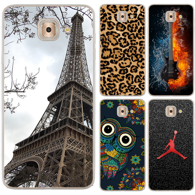 a3c695bef02 For Samsung J7 Max Case G615 G615F Luxury Cartoon TPU Case Cover For  Samsung J7 MAX Silicone Phone Protective Back Cover Skin-in Fitted Cases  from ...