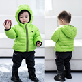 KIDS NEW Retali Fashion Baby Winter Children Clothing Thickening Wadded Jacket Down Cotton-Padded Coat Warm Outerwear Boys&Girls