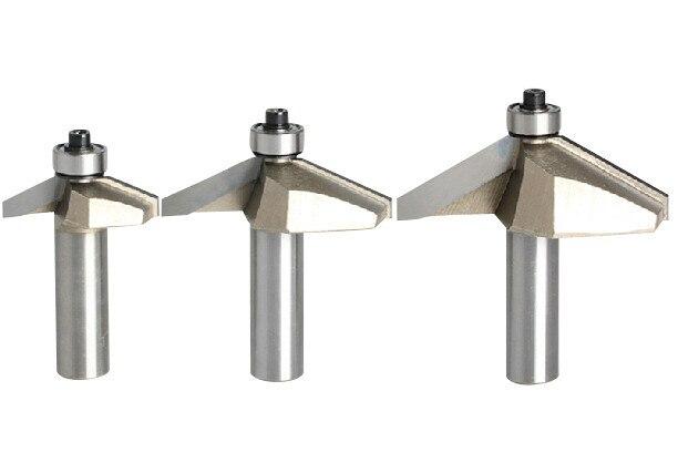 1Pc Tungsten Carbide Horse-nose Ogee CNC Engraving Router Bit Flush Trim Bit with Bearing Shank 1/2MBXD-Px1-2x1-3-8 freeshipping 1pc flush trim pattern router bit 1 2 shank top
