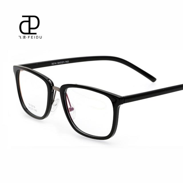 8f153a4e2a3 FEIDU Computer Goggles Anti Fatigue Radiation-resistant Reading Glasses  Frame UV400 Eyeglasses Eyes Protect Glasses