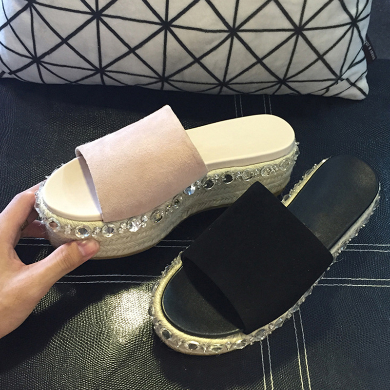 Buy platform shoes rhinestone and get free shipping on AliExpress.com d5235369789f