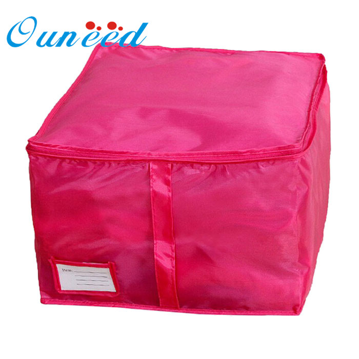 2017 Storage Small Size Clothing Storage Boxes 3 Colors Quilts Sorting Pouch Underwear Socks Organizer Bags Bins Storage Jun01 modern baby quilts